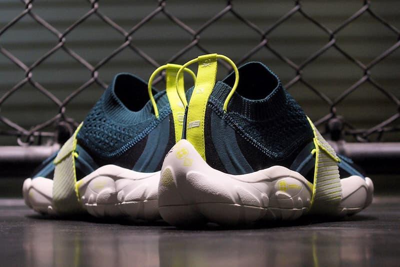 mita sneakers Reebok DMX Fusion Green Volt release info sneakers collaborations