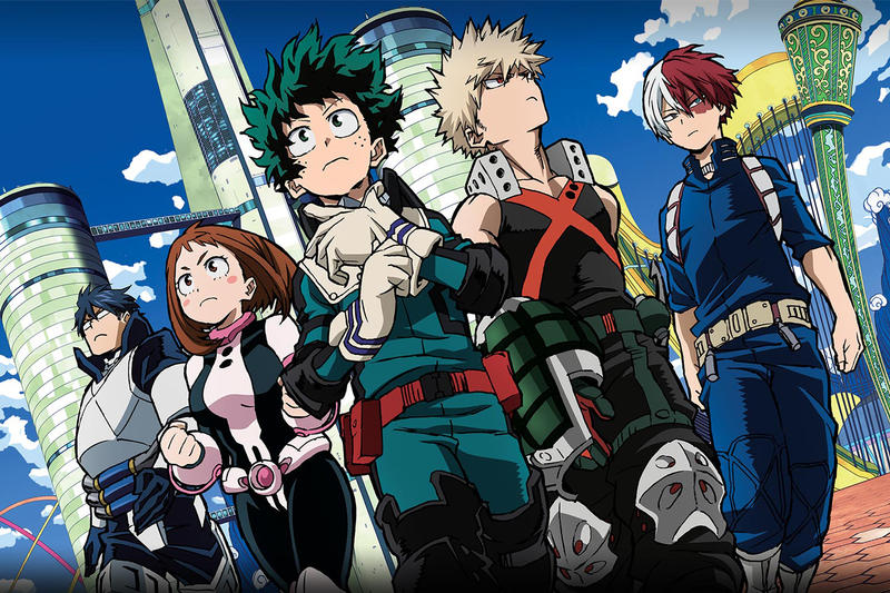 My Hero Academia: Two Heroes' Opens Big at Box Office