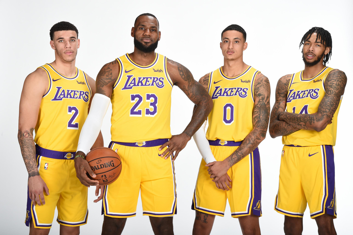 nba 2018 2019 season storylines sports lebron james dwyane wade sports los angeles lakers footwear kanye west nike adidas golden state warriors stephen curry kevin durant klay thomspon