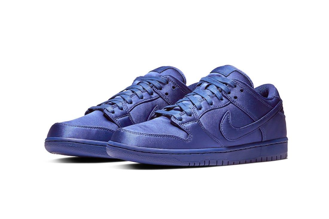 NBA x Nike SB Dunk Low and Apparel