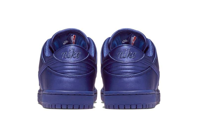 best sneakers a9684 40706 NBA x Nike SB Dunk Low | HYPEBEAST DROPS