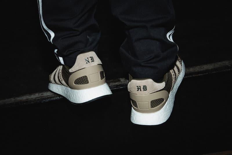NEIGHBORHOOD x adidas Originals Collab On-Foot