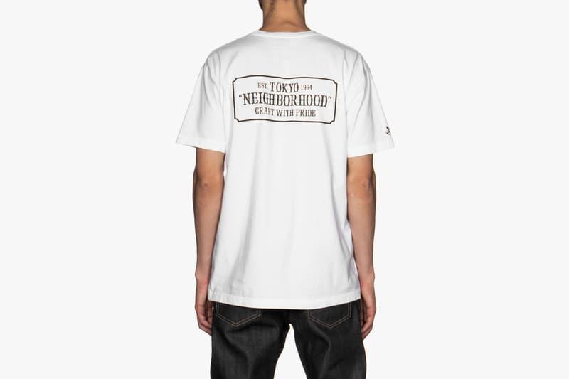 NEIGHBORHOOD jeff decker collaboration summer july 2018 drop release date japan jackets pants shirts accessories jewelry bronze motorcycle shinsuke takizawa haven