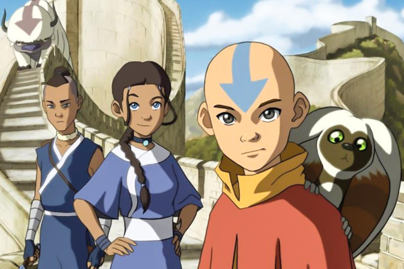 Netflix Avatar: The Last Airbender Remake Live Action M. Night Shyamalan Nickelodeon Michael DiMartino Bryan Konietzko