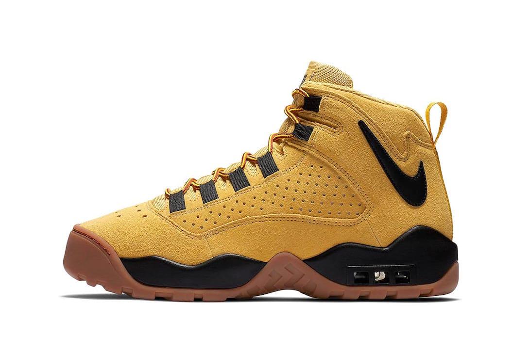 "Nike Reveals Air Darwin ""Wheat"
