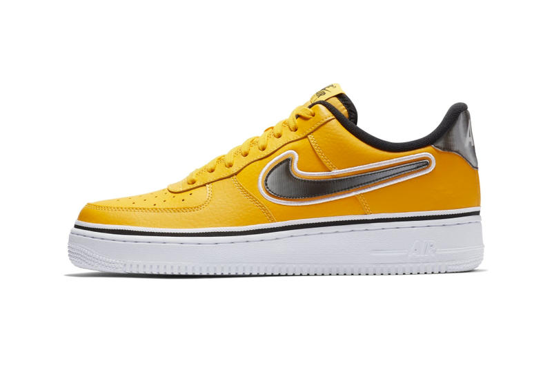 finest selection 3acb6 d126a NBA x Nike Air Force 1 Low Los Angeles Lakers | HYPEBEAST