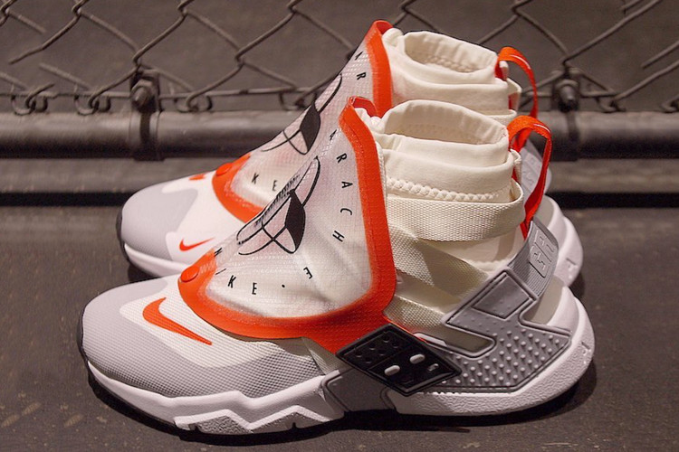 c208e96cdde Nike Is Set to Debut the All-New Air Huarache Grip