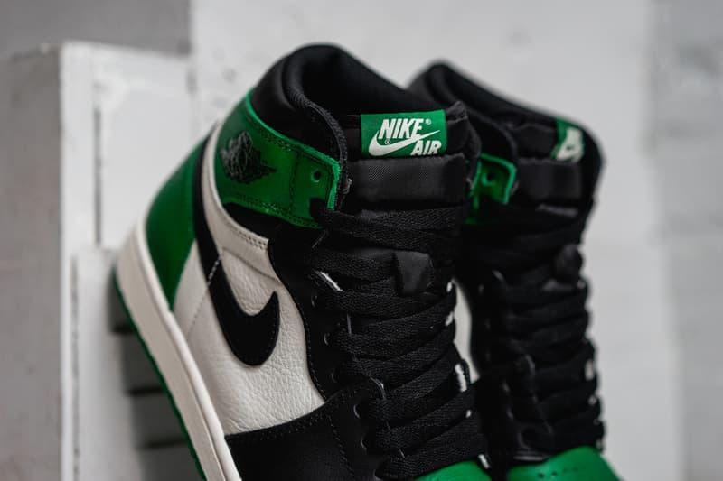 huge discount 2499c 78bef air jordan 1 pine green jordan brand 2018 september footwear