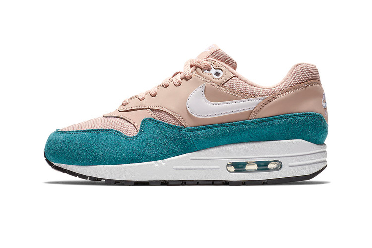 """6375fdd22 Nike Unveils Bold Air Max 1 """"Atomic Teal"""" Colorway"""