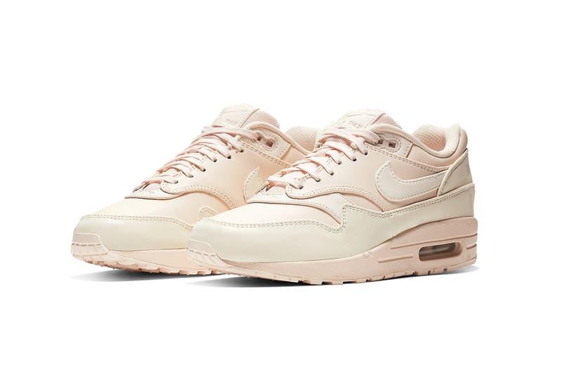 separation shoes 6307f 2b7ef nike air max 1 lx guava ice 2018 september footwear nike sportswear