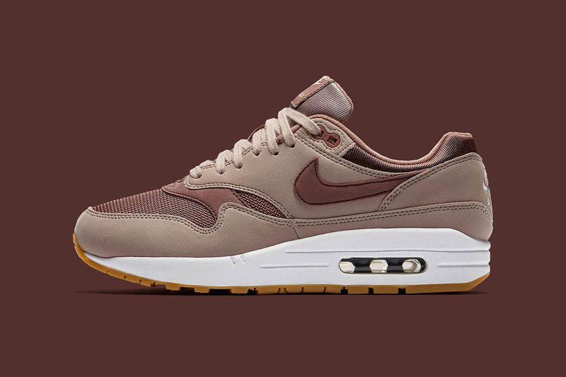 """Nike Covers the Air Max 1 in """"Diffused Taupe"""" This Fall"""
