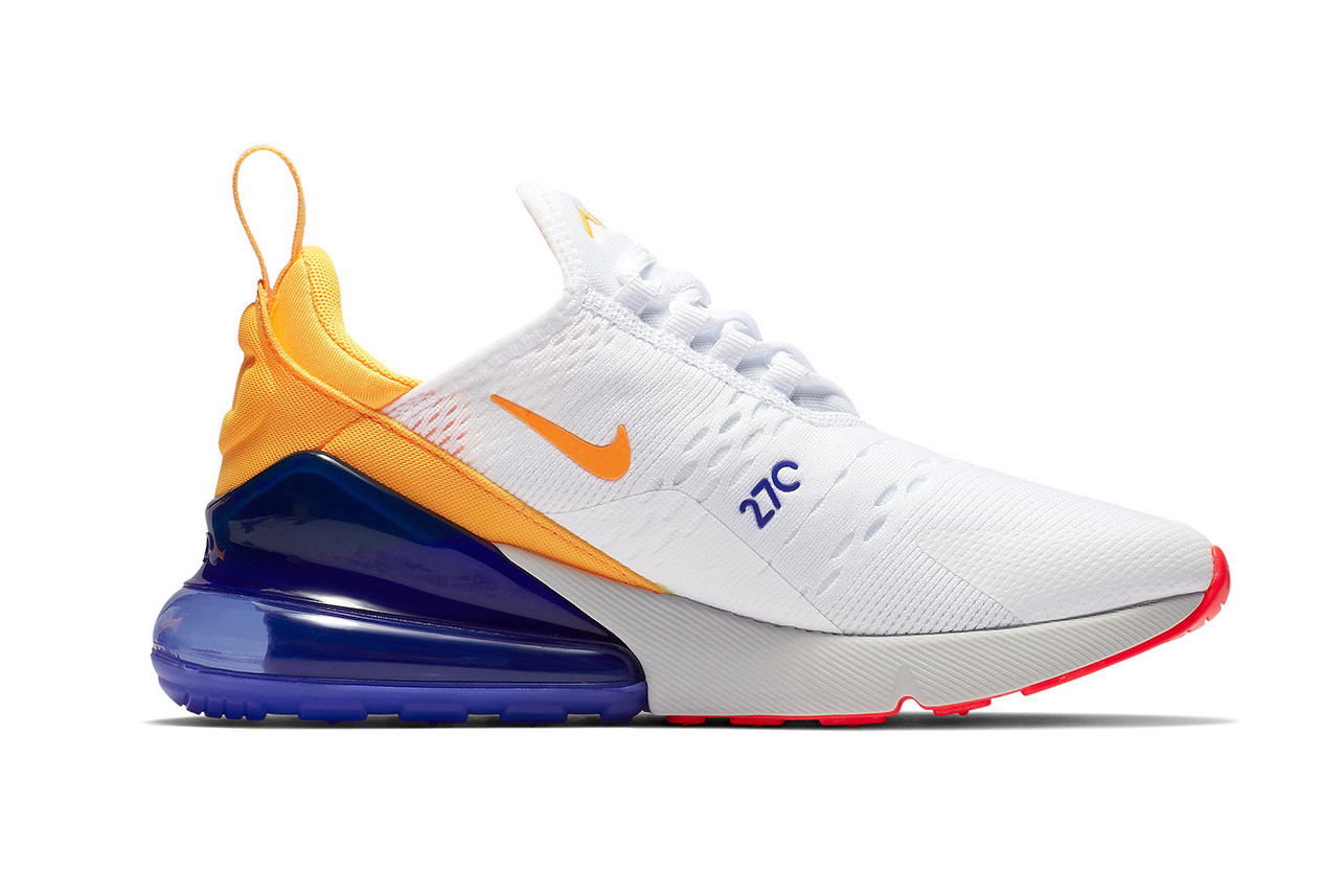 Nike Unveils Air Max 270 Inspired By