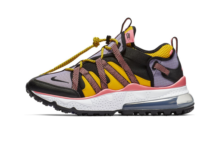 d1c123f40c5 Nike Air Max 270 Bowfin Steps Out in a New Purple Colorway. Footwear
