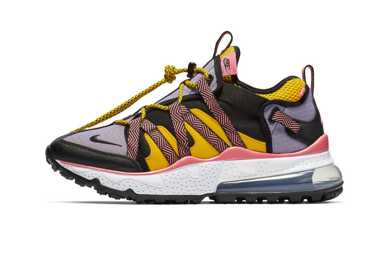 Nike Air Max 270 Bowfin New Purple Colorway Hypebeast