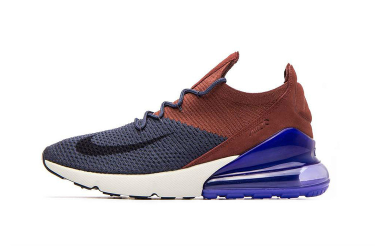 1affce22377e Nike Releases the Air Max 270 Flyknit in
