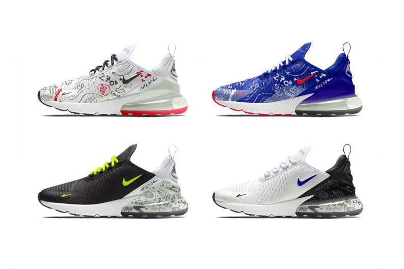 new style 6331f e17f9 Nike Air Max 270 NIKEiD Customization   HYPEBEAST