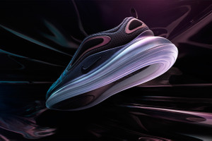 Nike Shares Brand New Look at the Air Max 720