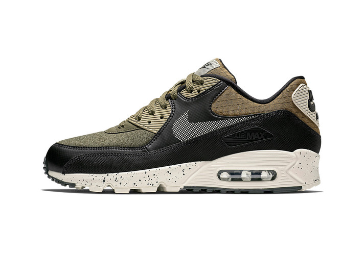 promo code dc801 532c4 Nike Gives the Air Max 90 a Rugged