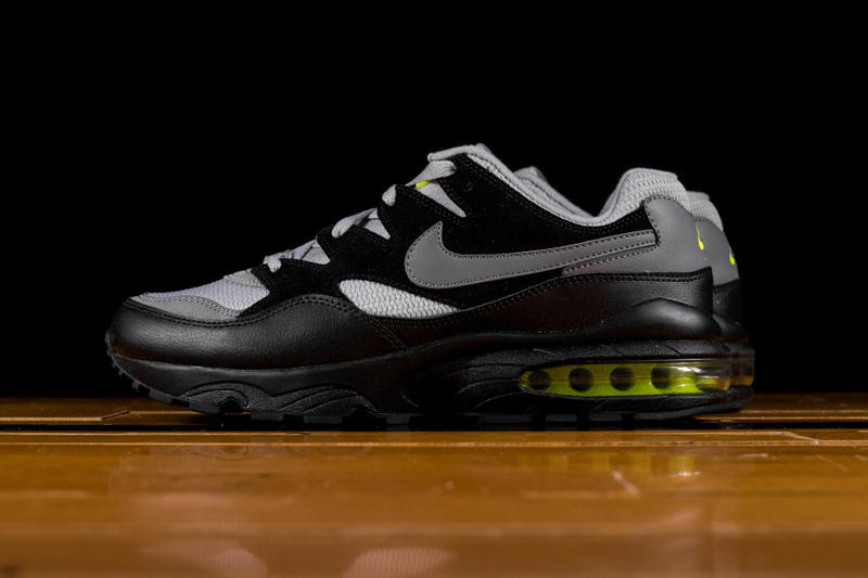 Nike Air Max 94 Wolf Grey Volt Release date info sneaker colorway available now purchase price footwear trainer