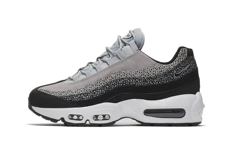 half off 17137 513b0 Nike s Air Max 95 Is Set to Drop In a Cool Gray Colorway