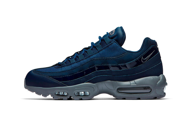 Nike Air Max 95 Is Available in Obsidian and Cool Grey