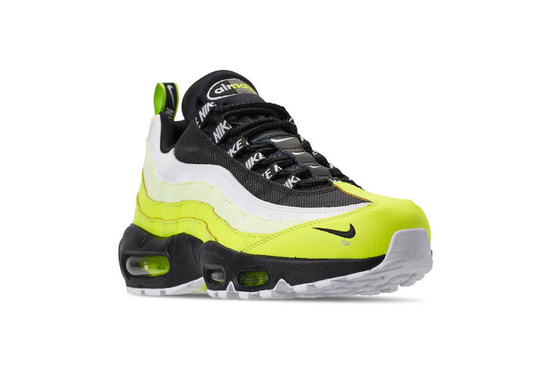 Nike Air Max 95 Premium Volt Glow release date volt black volt price sneaker yellow