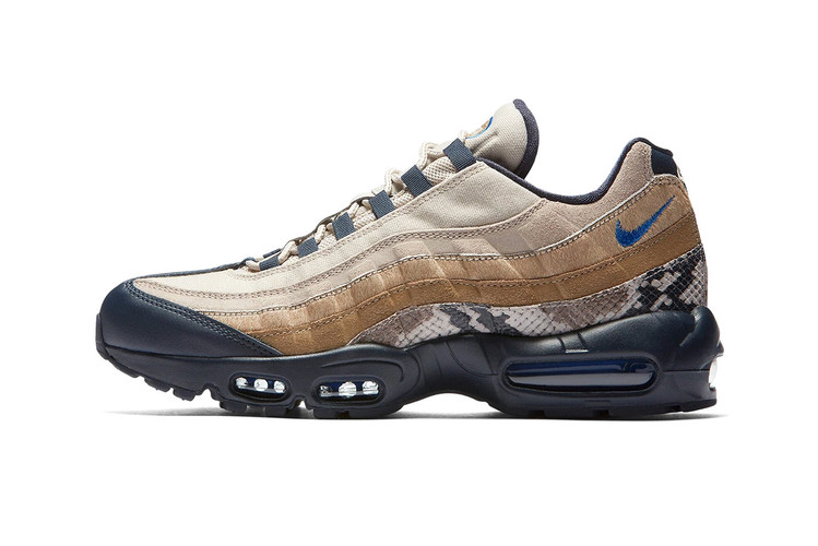 the latest 9f87a a2d4a Nike Goes Animalistic on the Air Max 95