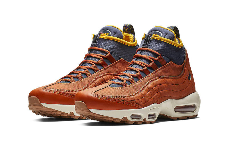 "nice cheap various design shopping Nike Air Max 95 Sneakerboot ""Dark Russet"" 