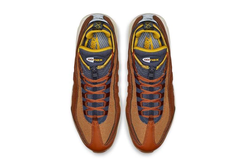 "more photos 84506 85f4a Nike Air Max 95 Sneakerboot ""Dark Russet"" | HYPEBEAST"