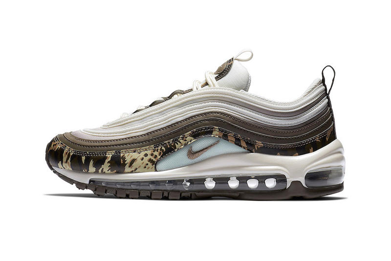 Nike Air Max 97 Camo camouflage Pack fall 2018 release date black grey olive green sneaker colorway price purchase