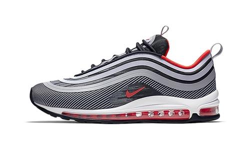 "Nike Air Max 97 Ultra Set to Drop in ""Red Orbit"""