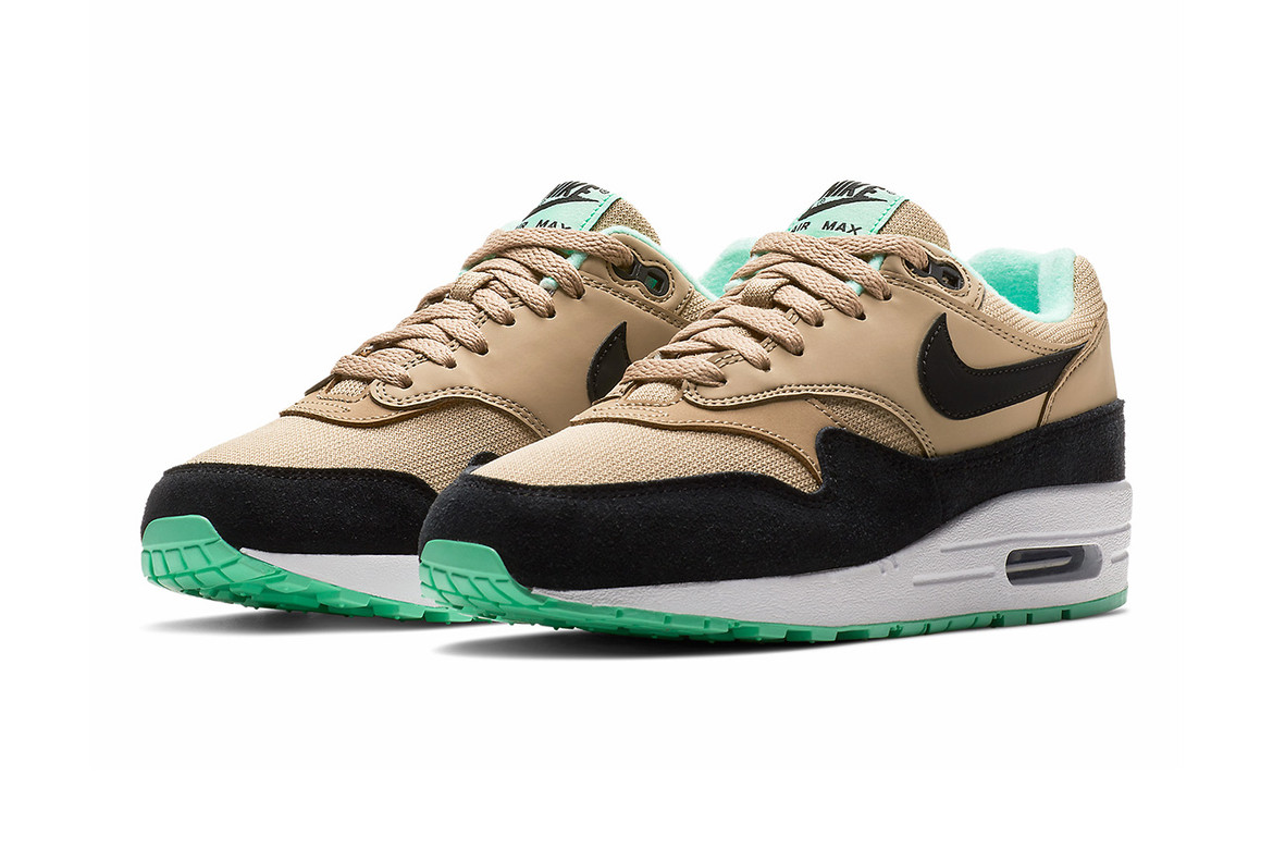 Nike Unveils Air Max 1 Mint Green For Fall Hypebeast