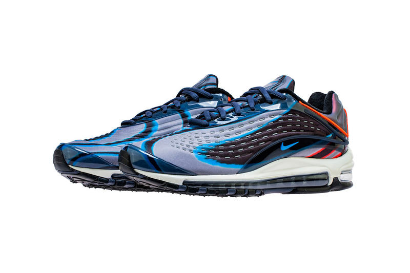 nike air max deluxe thunder blue 2018 october nike sportswear footwear