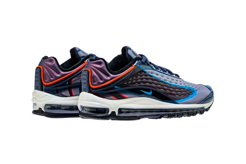 wholesale dealer a68bd fa6f6 nike air max deluxe thunder blue 2018 october nike sportswear footwear