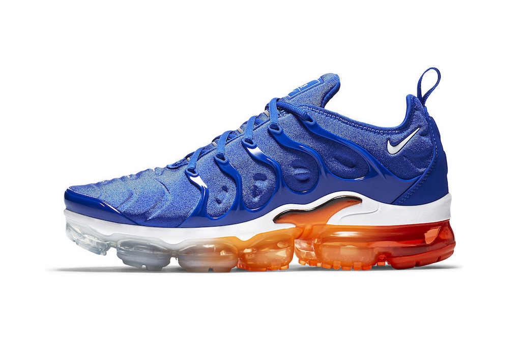 4e1311df946 Nike s Air VaporMax Plus Flashes in
