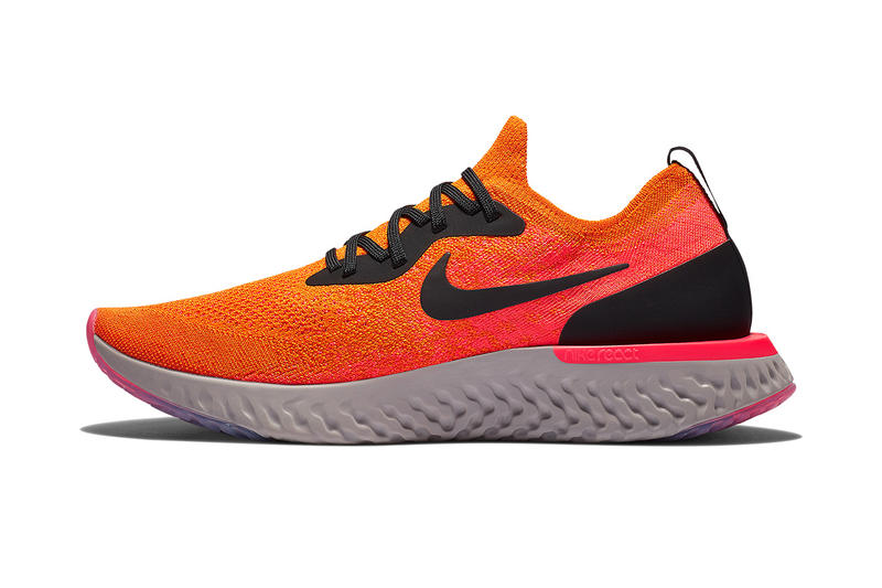 Nike Epic React Copper Flash Release Date Info Runner Running Tea Berry Bordeaux Metallic Silver