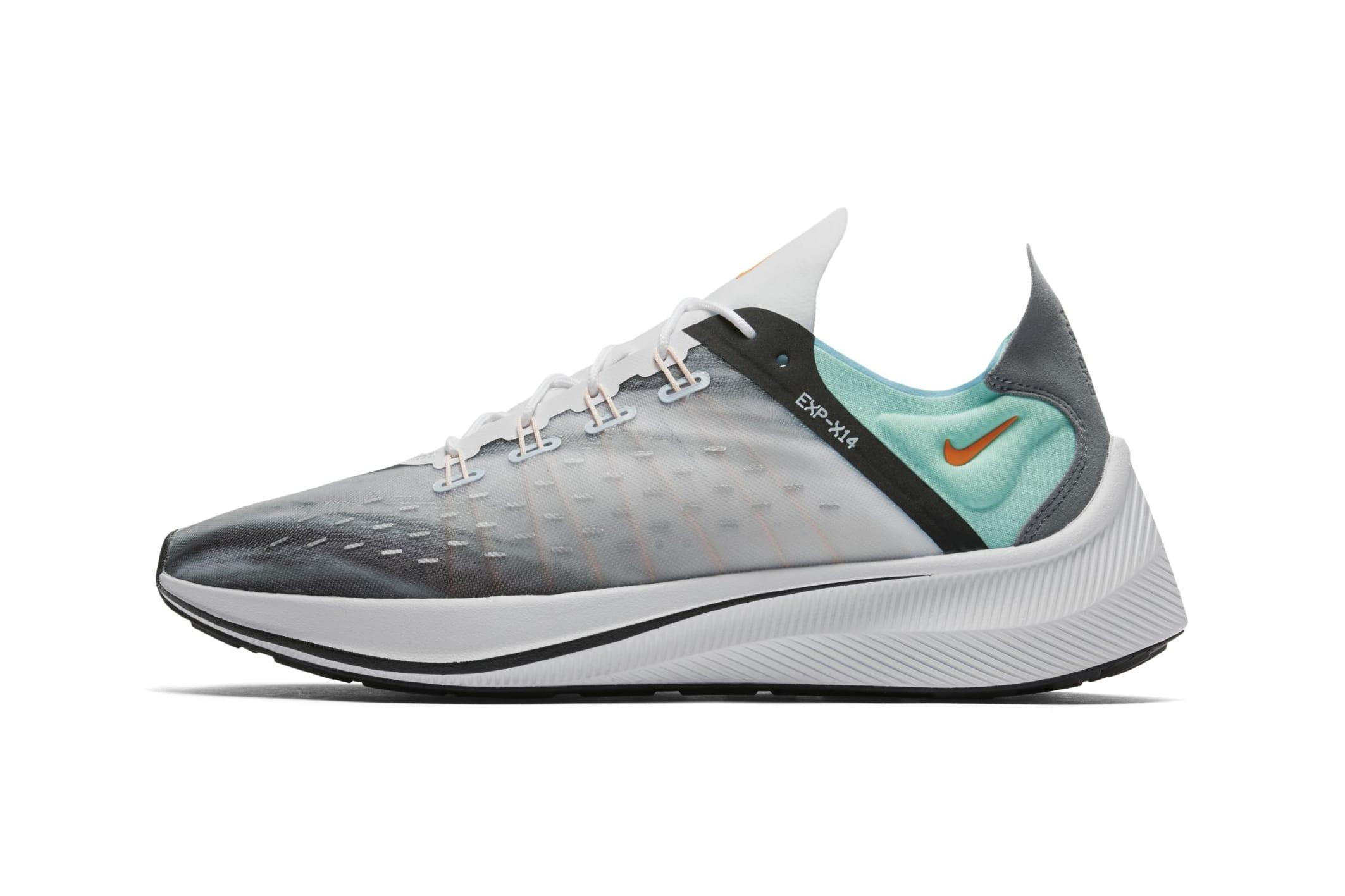 Nike EXP-X14 Watercolor Gradient