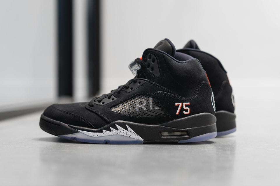 da74a73c1e84 An Exclusive Look at the Jordan Brand x Paris Saint-Germain Collection