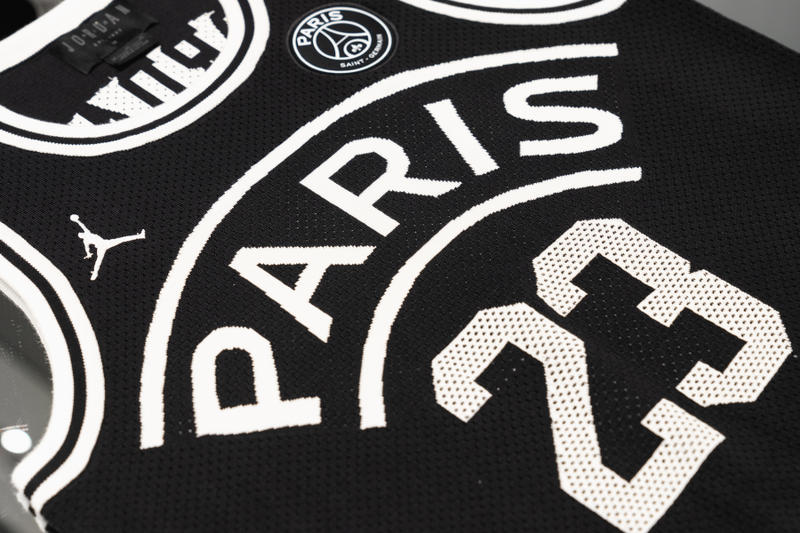Jordan Brand X Paris Saint Germain Exclusive Look Hypebeast