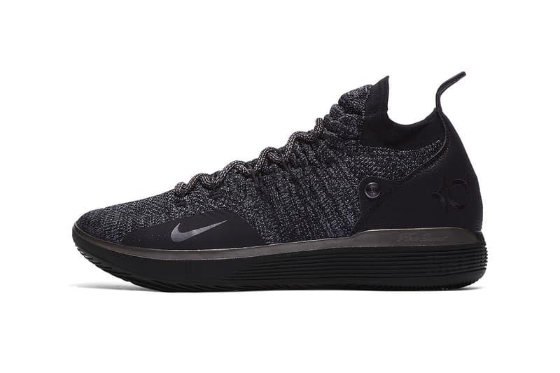nike kd 11 twilight pulse black kevin durant 2018 october footwear