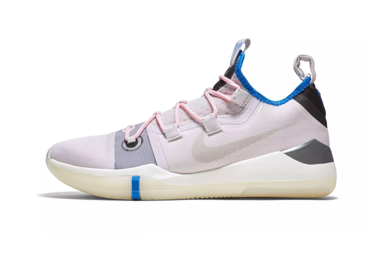 Kobe A.D. Gets Reworked in Light Pink