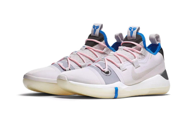 Nike Kobe A.D. Light Pink blue grey first look fall 2018 release sneakers kobe bryant