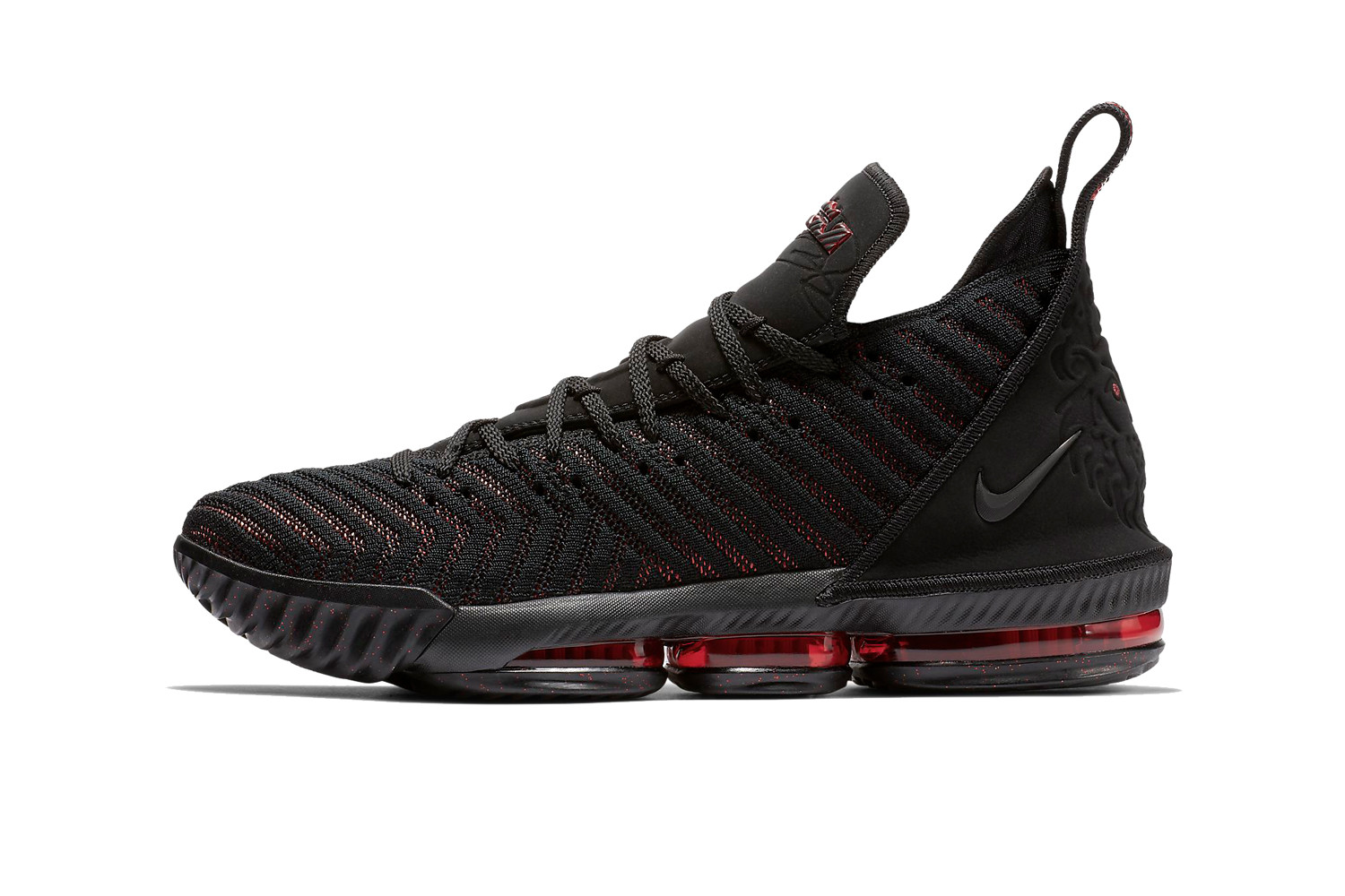 "huge selection of 0b886 e409b Nike LeBron 16 ""Fresh Bred"""