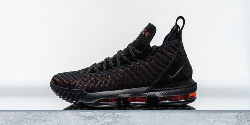 huge discount ab91a 0c480 Nike LeBron 16