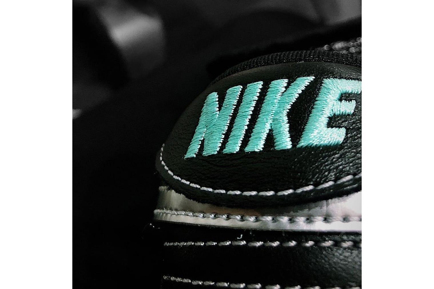 Diamond Supply Co. Teases Nike SB Black