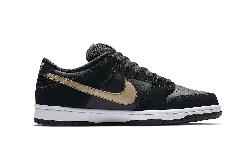 """Nike SB Dunk Low """"Takashi"""" Black"""