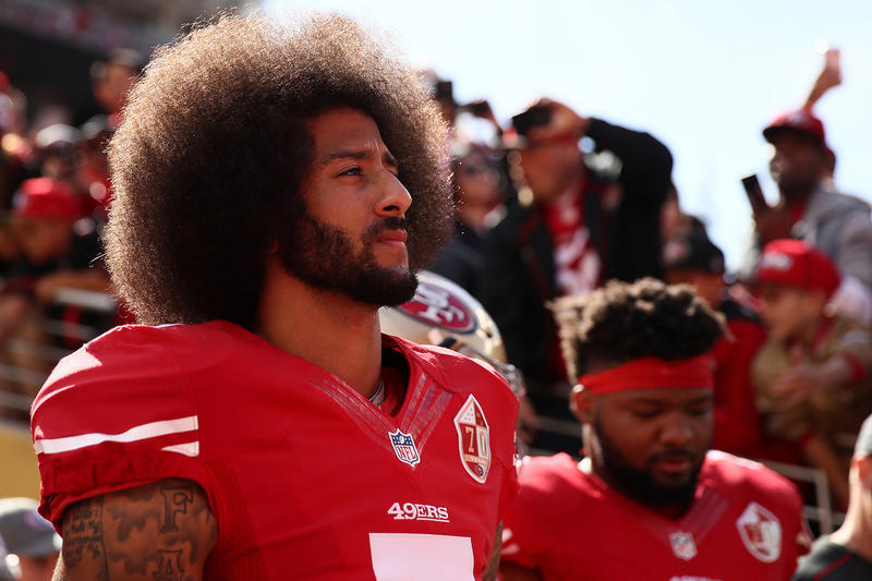 Nike Stock Prices Take a Hit Following Kaepernick Ad Controversy