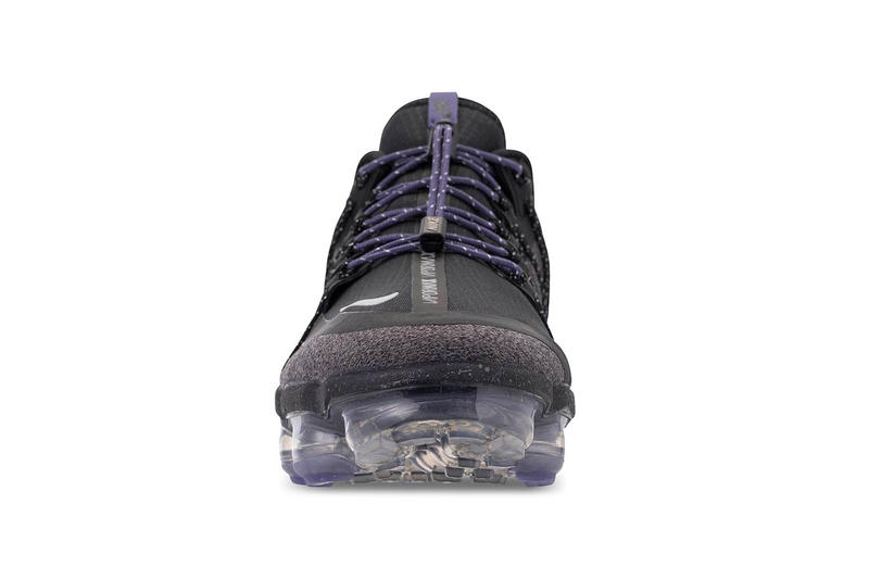 Nike VaporMax Run Utility Reflect Silver Release Black Thunder Grey Sanded Purple Womens