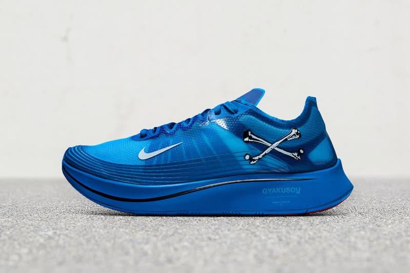 nike zoom fly sp gyakusou jun takahashi 2018 october footwear