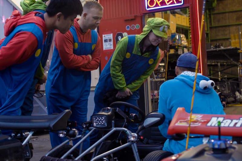 Nintendo Fines Maricar 'Mario Kart' Tokyo Attraction